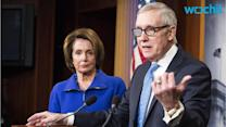 Reid, Pelosi Warn Republicans on Shutdown