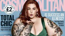 Tess Holliday, ¡polémica portada en Cosmopolitan!