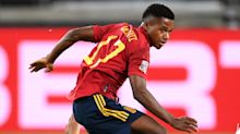 Barca wonderkid Fati becomes Spain's youngest player in 84 years with international bow