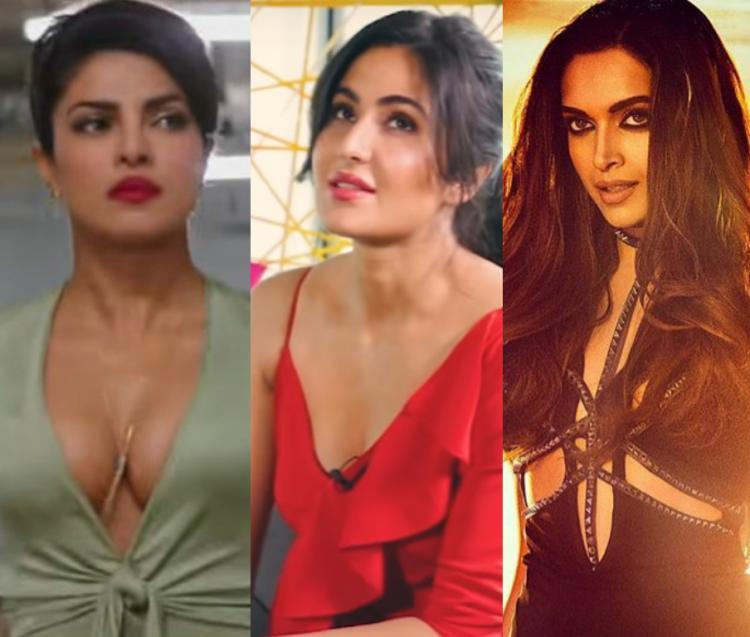 EXCLUSIVE: Katrina Kaif REACTS to Deepika Padukone's ...