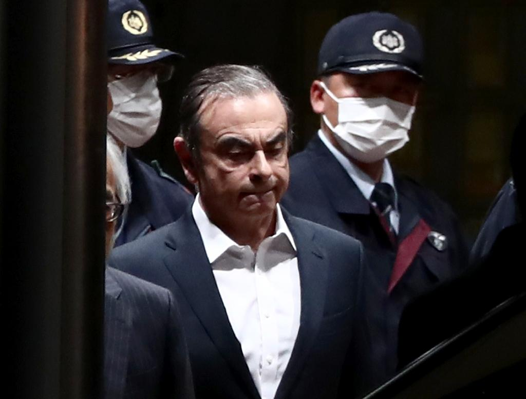 "The family of former Nissan chairman Carlos Ghosn has asked the UN to intervene against what they termed his ""judicial persecution"" in Japan"