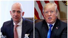 Para desgracia de Trump, Jeff Bezos quiere convertirse en un magnate de los medios de comunicación
