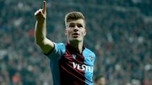 RB Leipzig's offer for Sorloth confirmed as Trabzonspor open disciplinary proceedings against on-loan Crystal Palace striker