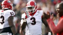 Georgia LB Roquan Smith declares for NFL draft