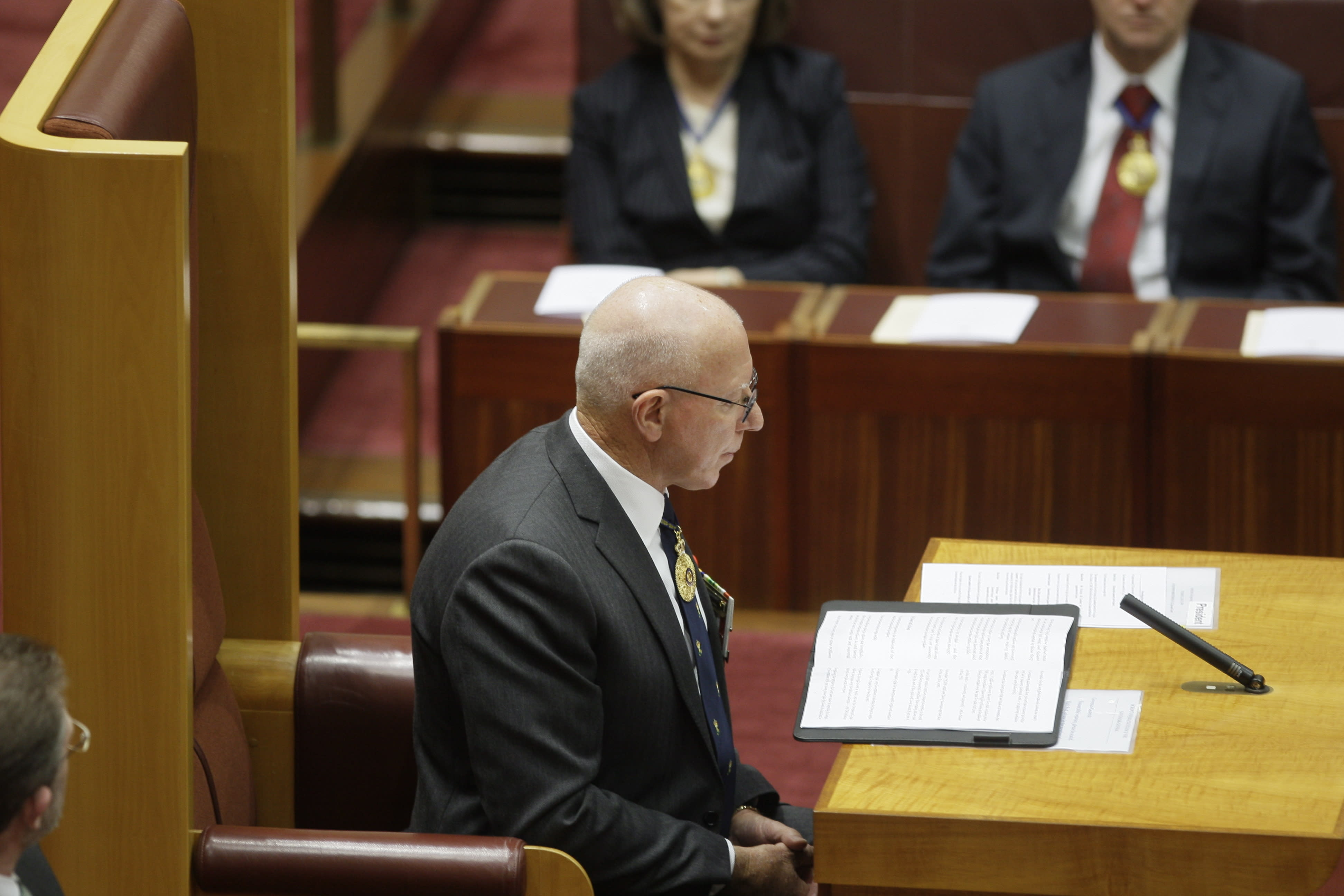 Australian Parliament resumes for first time since election