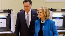 Raw: Romney casts ballot in 2012 election