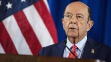 Commerce Secretary Ross on $900 million settlement with Z...