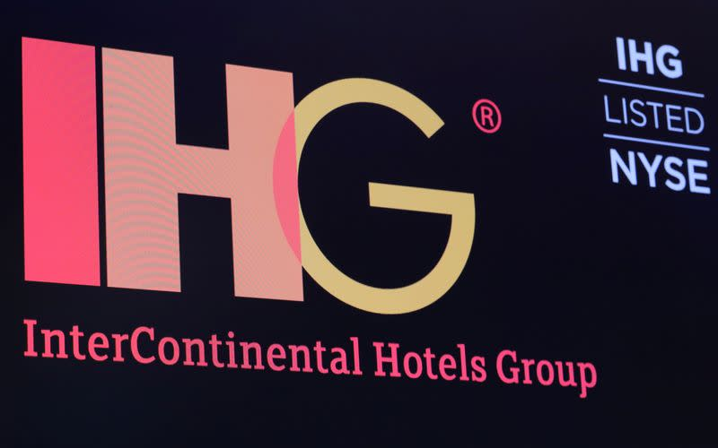 Holiday Inn-owner IHG takes hit from Hong Kong protests