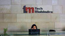 Tech Mahindra quarterly profit surges 28 percent, tops estimate