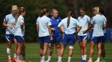 Women's Community Shield: Hayes relishing star-studded 'dream scenario'