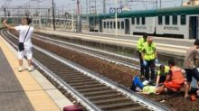 Italian Press Reels After Man Takes Selfie With Train Accident Victim