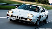 Im BMW M1 durch München: M1ami Weiss