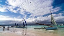 Casinos, beach parties and plastic bags banned as Philippine island ruined by tourism reopens