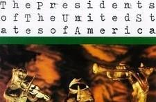 Presidents of the USA release iPhone app with their music in it