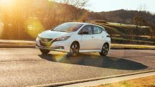 2020 Nissan Leaf vs. the competition: Your other all-electric vehicle options