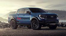 El futuro Ford Ranger Raptor 2022 ofrecerá un V6, pero solo en América