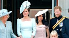 Why Meghan Markle has to stand behind Kate