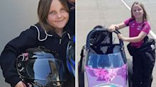 Drag racer, 8, was going too fast to exit track before fatal crash