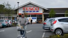 Tesco reports profit rise and exit of CEO Dave Lewis
