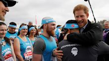 Prince Harry says sharing his mental health struggles is his 'way of doing duty and service'