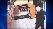 Video released of suspect in Teaneck robbery