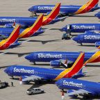Southwest Airlines says bookings strong even as 737 MAX grounded