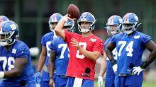 Daniel Jones no longer Eli's backup, will start for Giants