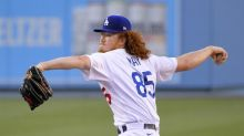 Dodgers fail to support Dustin May's strong performance in loss to Padres