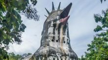 Wing and a prayer: the bizarre Chicken Church of Java