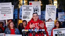 More Than 25K Teachers Strike in Chicago Over 'Core Issues,' Leading to Class Cancellation