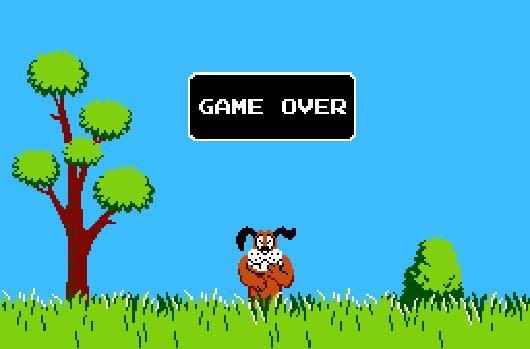 Duck Hunt flocks to Wii U Virtual Console on Christmas