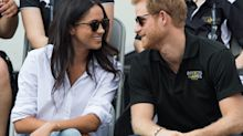 Why Prince Harry and Meghan Markle can hold hands, but the Duke and Duchess of Cambridge can't