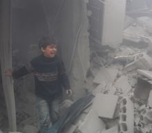 Syria's Child Death Toll Prompts Scathing 1-Sentence Statement From UN Agency