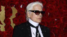 Karl Lagerfeld feiert 85. Geburtstag - vermutlich!