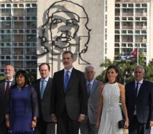 'Viva Felipe!': Communist-run Cuba welcomes Spanish king