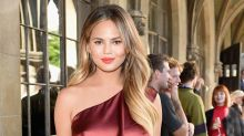 Chrissy Teigen Says She's Cried to John Legend About Not Having 'That' Body