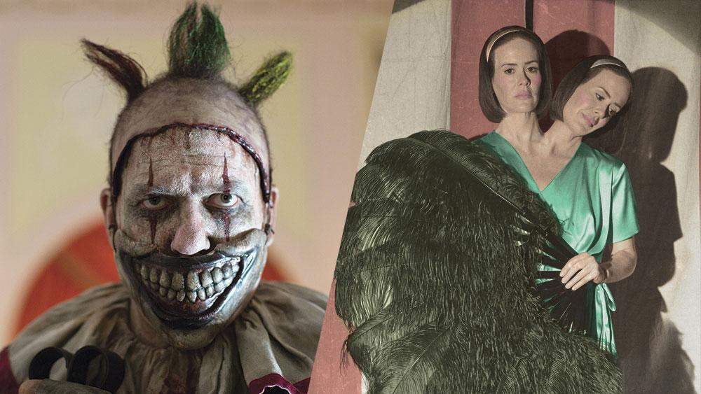 American Horror Story How Costume Designer Lou Eyrich Created The Freak Show
