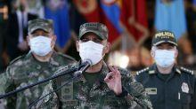 Mueren 14 disidentes de las FARC y un militar en un combate en Colombia