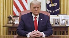 'Scared to death': Wild theory emerges on Trump's video after impeachment