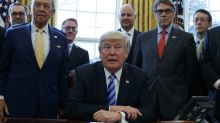 Trump administration defends Keystone XL pipeline in court