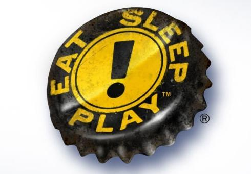 Jaffe pops the top on Eat Sleep Play's Logo