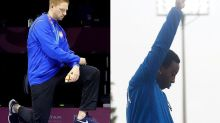 Race Imboden, Gwen Berry Receive 12-Month Probations For Social Injustice Protests