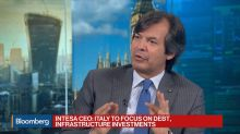 Intesa Seeks Alliance With 'Big Global Player' on Eurizon, Says CEO