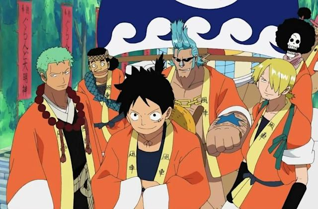 Netflix is turning manga and anime 'One Piece' into a live-action series