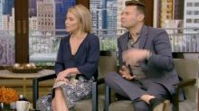 'Live' Asks Viewers If Ryan Seacrest Should Wear Socks (Because He Should)