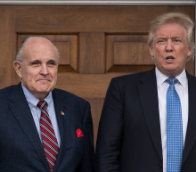 Trump says he doesn't know if Rudy Giuliani is still his lawyer amid reports that Giuliani is under federal investigation