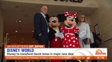 Disney and David Jones have partnered up