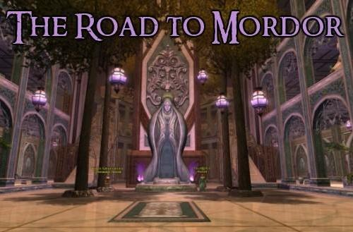 The Road to Mordor: Getting over the 40s hump in LotRO