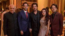 Three Khans under one roof at Sakshi Bhatt's wedding reception
