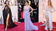 These Are the Sexiest Oscars Dresses to Ever Grace the Red Carpet